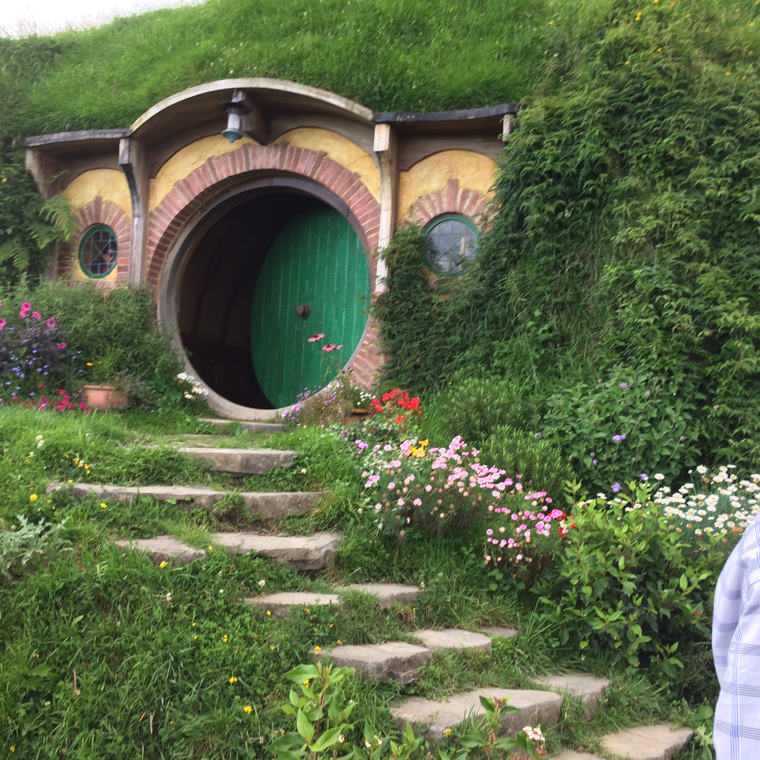 Back to Middle-Earth