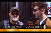 Fan Moguls TV: Actor Michael Rooker's Fan Mogul Moment
