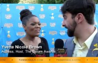 Fan Moguls TV : 41st Saturn Awards with Yvette Nicole Brown & host Zak Vaudo