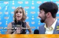 Fan Moguls TV : 41st Saturn Awards with actress Caity Lotz and host Zak Vaudo