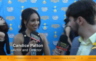 Fan Moguls TV : 41st Saturn Awards with actress and director Candice Patton and host Zak Vaudo