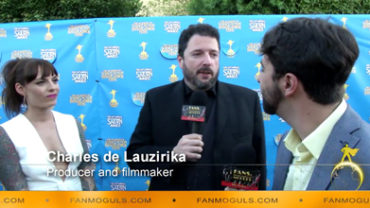 Fan Moguls TV : 41st Saturn Awards with producer and filmmaker Charles de Lauzirika and host Zak Vaudo